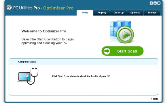 PC Utilities Optimizer - это