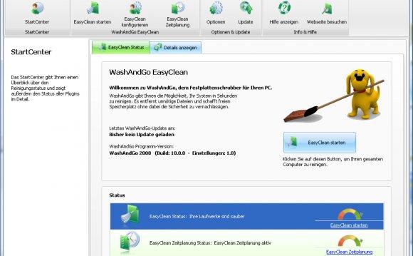 Локального диска для чистки программу